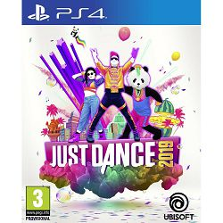 Igra za PS4 JUST DANCE 2019