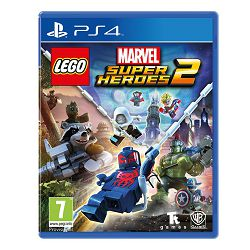 Igra za PS4 LEGO MARVEL SUPER HEROES 2