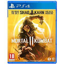 Igra za PS4 Mortal Kombat 11