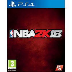 Igra za PS4 NBA 2K18