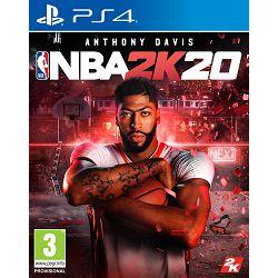 Igra za PS4 NBA 2K20 STANDARD EDITION