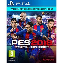 Igra za PS4 PRO EVOLUTION SOCCER 2018
