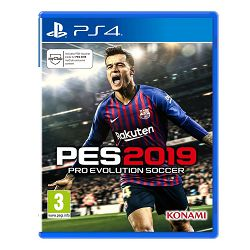 Igra za PS4 Pro Evolution Soccer 2019