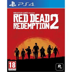 Igra za PS4 RED DEAD REDEMPTION 2