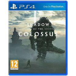 Igra za PS4 SHADOW OF THE COLOSSUS Standard Edition