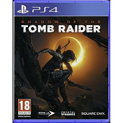 Igra za PS4 SHADOW OF THE TOMB RAIDER Standard Edition