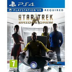 Igra za VR PS4 Star Trek Bridge Crew