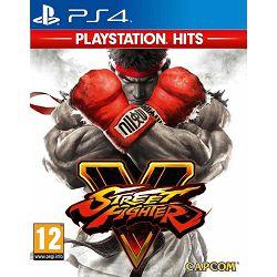 Igra za PS4 STREET FIGHTER V HITS