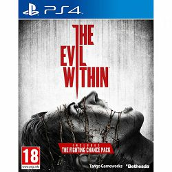 Igra za PS4 The Evil Within HITS