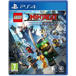 Igra za PS4 THE LEGO NINJAGO MOVIE VIDEOGAME