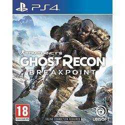 Igra za PS4 Tom Clancys Ghost Recon Breakpoint