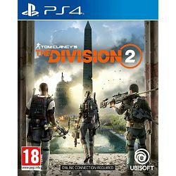 Igra za PS4 Tom Clancy's The Division 2 Standard Edition