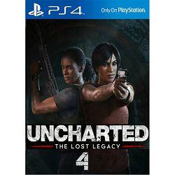Igra za PS4 UNCHARTED: THE LOST LEGACY