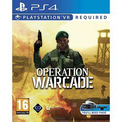 Igra za PS4 VR OPERATION WARCADE