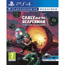 Igra za PS4 VR PERPETUAL CARLY AND THE REAPER MAN