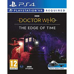 Igra za PS4 VR PERPETUAL DOCTOR WHO THE EDGE OF TIME