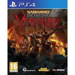 Igra za PS4 Warhamer: End Times - Vermintide