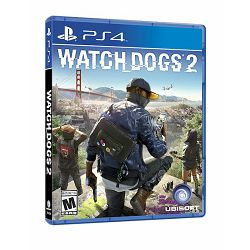 PS4 igra WATCH DOGS 2