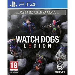 Igra za PS4 Watch Dogs Legion Ultimate Edition