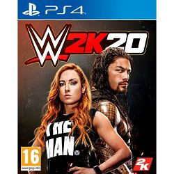 Igra za PS4 WWE 2K20