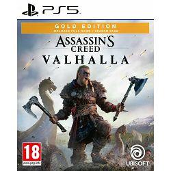 Igra za PS5 ASSASSIN'S CREED VALHALLA GOLD EDITION