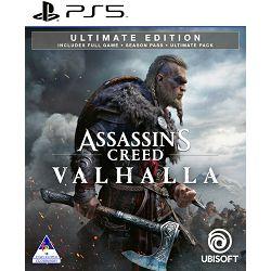 Igra za PS5 ASSASSIN'S CREED VALHALLA ULTIMATE EDITION