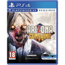 Igra za VR PS4 Arizona Sunshine