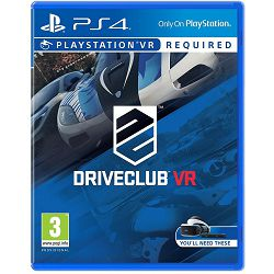 Igra za VR PS4 DriveClub
