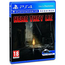 Igra za VR PS4 Here They Lie
