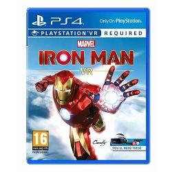 Igra za VR PS4 Marvel's Iron Man