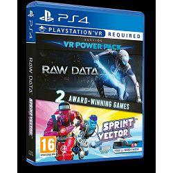 Igra za VR PS4  PERPETUAL RAW DATA/SPRINT VECTOR