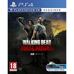 Igra za VR PS4 PERPETUAL The Walking Dead Onslaught Survivor Edition