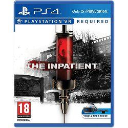 Igra za VR PS4 The Inpatient