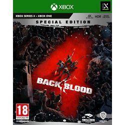 Igra za XBOX BACK 4 BLOOD S/B SPECIAL EDITION -DAY1 EDITION