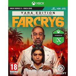 Igra za XBOX FAR CRY 6 YARA SPECIAL DAY1 EDITION (XBSX HYBRID)