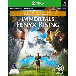 Igra za XBOX IMMORTALS FENYX RISING GOLD EDITION ( XBSX HYBRID)