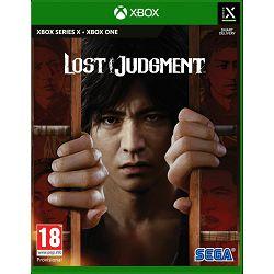 Igra za XBOX Lost Judgement