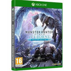 Igra za XBOX CAPCOM Monster Hunter World Iceborn