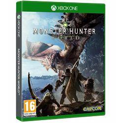 Igra za XBOX CAPCOM Monster Hunter World