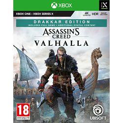 Igra za XBOX ONE Assassin's Creed Valhalla Drakkar Edition