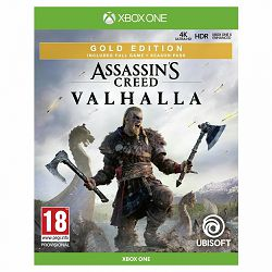 Igra za XBOX ONE ASSASSIN'S CREED VALHALLA GOLD EDITION (XBSX HYBRID)