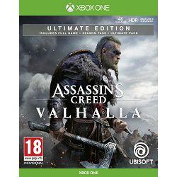 Igra za XBOX ONE ASSASSIN'S CREED VALHALLA ULTIMATE EDITION (XBSX HYBRID)
