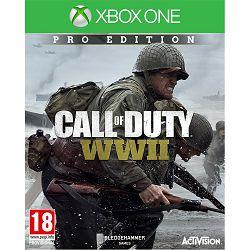 Igra za Xbox One Call of Duty: WWII Pro Edition
