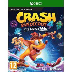 Igra za XBOX ONE Crash Bandicoot 4: It's About Time