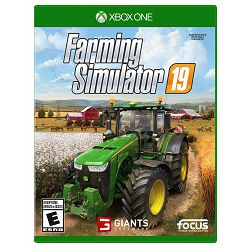 Igra za XBOX ONE FARMING SIMULATOR 2019