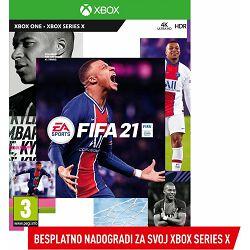 Igra za XBOX ONE EA FIFA 21