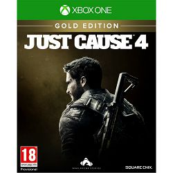 Igra za XBOX ONE Just Cause 4 Gold Edition