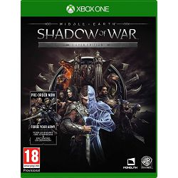 Igra za XBOX ONE Middle Earth: Shadow of War Silver Edition
