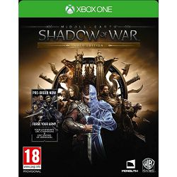 Igra za XBOX ONE Middle Earth: Shadow of War Mithril Edition