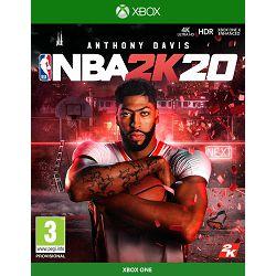 Igra za XBOX ONE NBA 2K20 STANDARD EDITION XB1